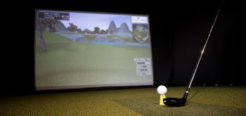 Virtual Golf Package